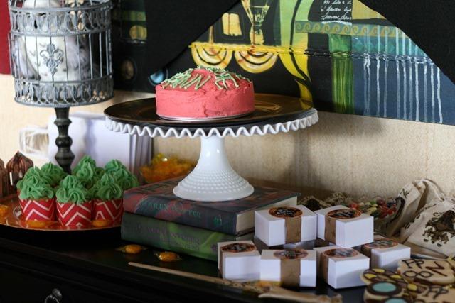 Harry Potter Party Desserts