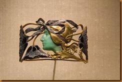 Lisbon, Gulbenkian Lalique brooch