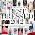 ▌雜誌分享 ▌Net-a-porter Best dressed 2012