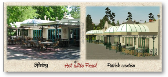 White Horse Restaurant Set ou Witte Paard CSO (Patrick DVZ) lassoares-rct3