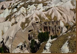 Cappadocia, pigeon valley