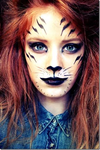 maquillaje de tigre (23)