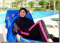 toko baju renang muslimah