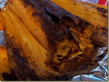 Mole Tamale