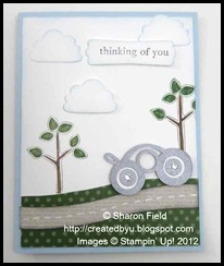 13_fri_13_shoppinG_List_Punch_buggy_aka Volkswagen card