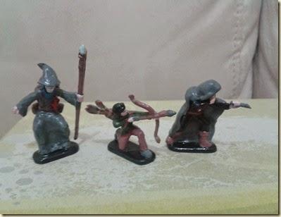 mago, ranger e ladino