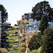 Great view of Lombard Street