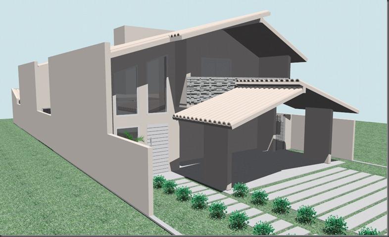 Projeto Residencial - Gramados de Sorocaba 1