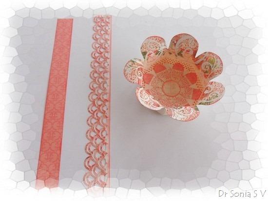 Paper Basket tutorial  7