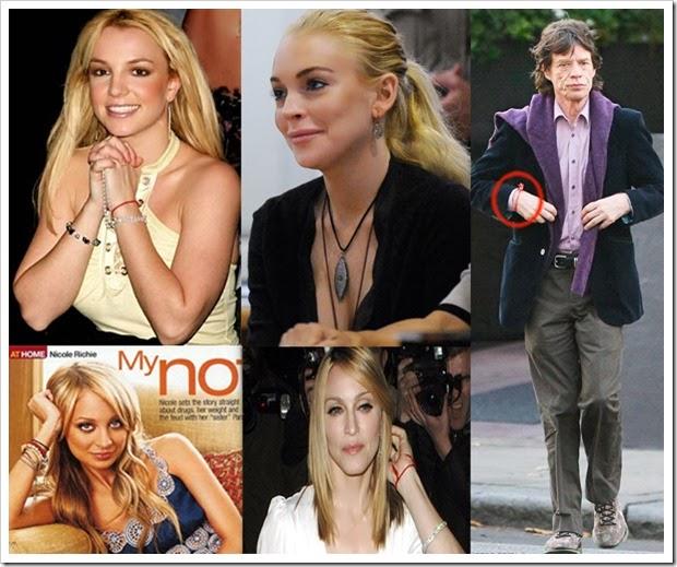 Celebrity Evil Eye Jewelry