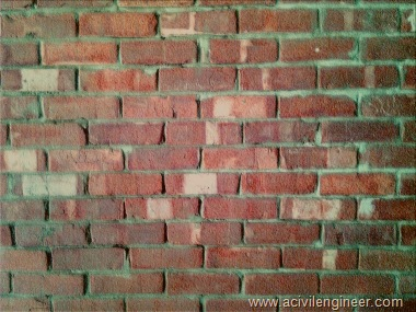 BriCk wall Checklist for quality