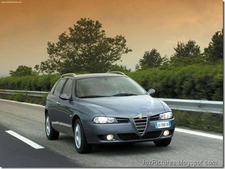 Alfa Romeo 156 Sportwagon 2.0 JTD5