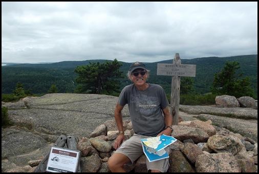 Gorham Mountain Hike 094