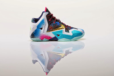 nike lebron 11 xx what the lebron 1 21 Nike Basketball Shares New What The #@*% Designs for LBJ & KD