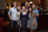 The Croatia gang - Julian, Shelley, Kristy, Gerrod, Liming and David