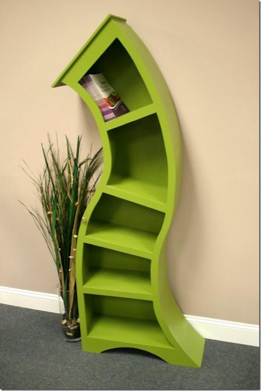 Woodcurvebookcase