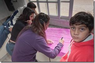 El programa promueve la participación activa y el debate entre jóvenes