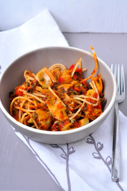 artichoke_pasta