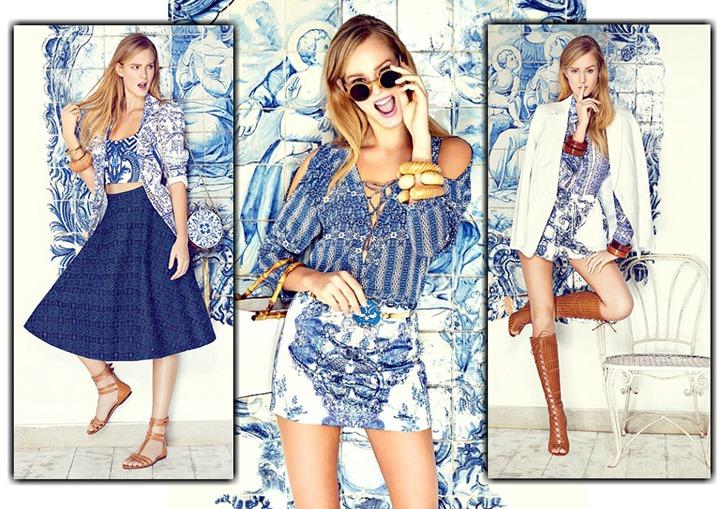 azulejo portugues estampa moda feminina