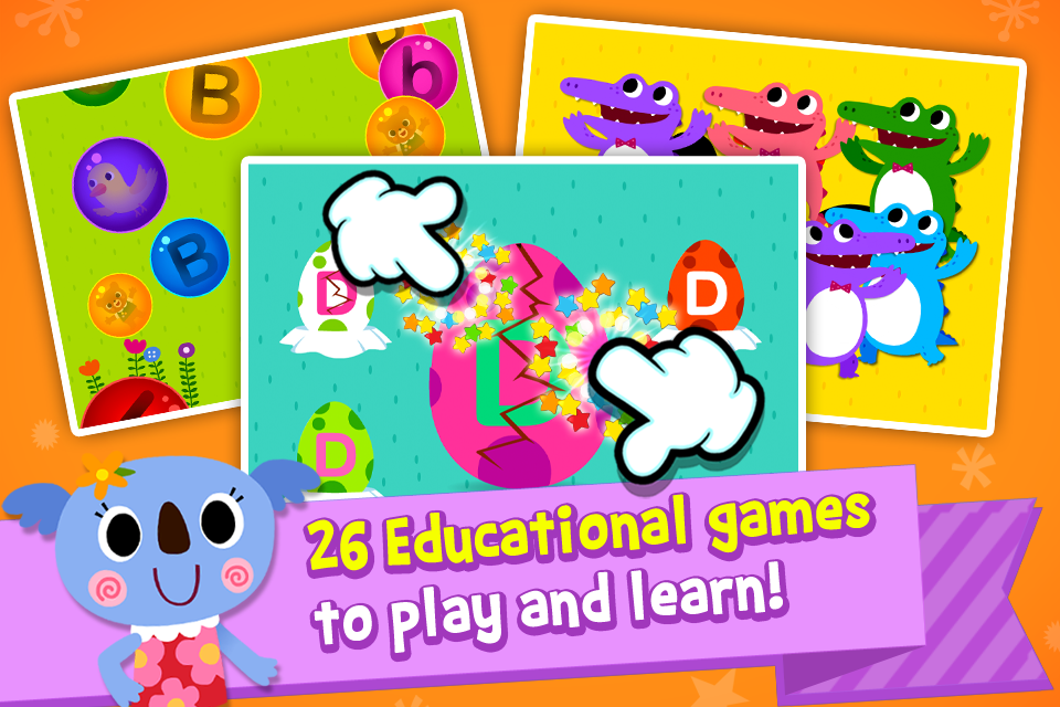 ABC Phonics Screenshot 3