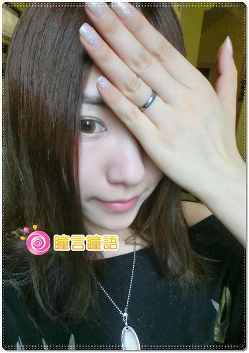 日本ROYAL VISION隱形眼鏡-蜜桃甜心金咖5