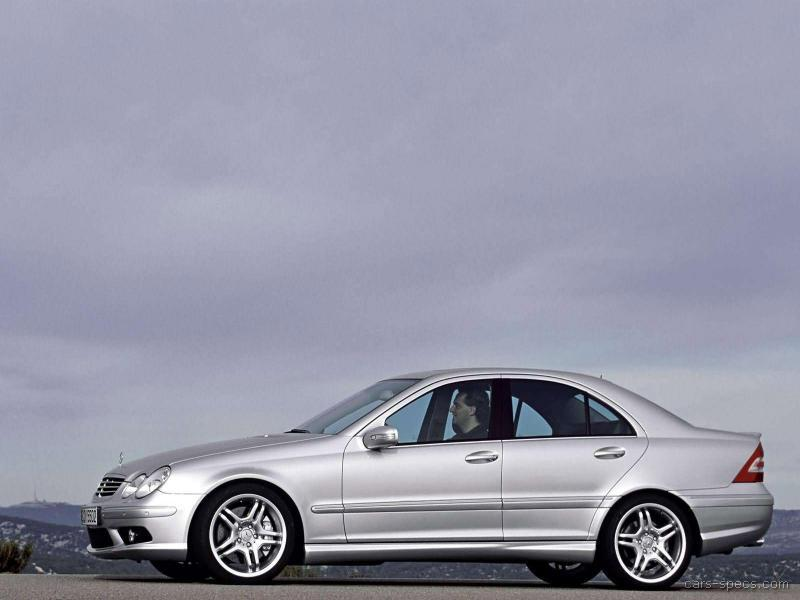 2006 mercedes benz c class c55 amg specifications for Mercedes benz c class 2006 price