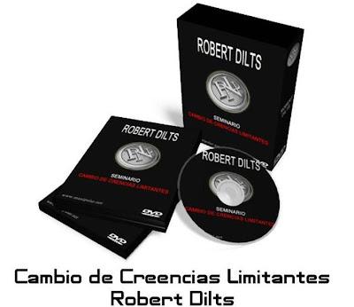 CAMBIO DE CREENCIAS LIMITANTES, Robert Dilts [ Seminario en Video ] – Cambiar creencias limitantes con Programación Neurolingüística (PNL)