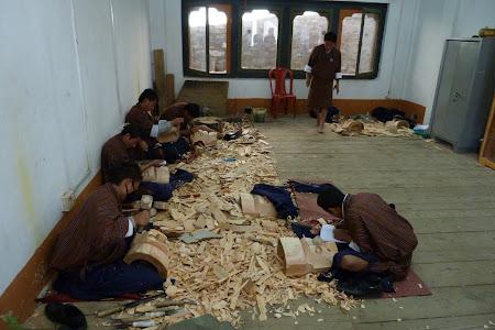 Sculptori in lemn