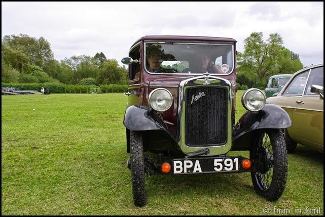 1930s Austin Ten