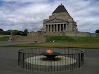 Mar 12 - Shrine of Remembrance, Melbourne