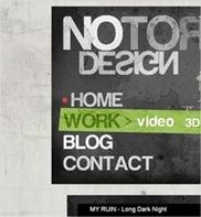 11 sitios web con efecto grunge perfectos