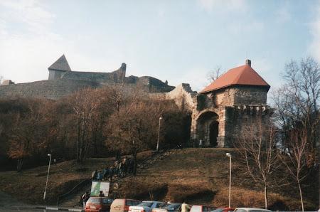 Imagini Ungaria: citadela Visegrad