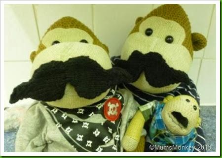 Movember Mugshots.