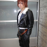 cosplay at tokyo game show 2009 in japan in Tokyo, Tokyo, Japan