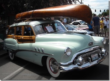 1952 Buick Eight, Super Woody Estate