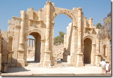 Oporrak 2011 - Jordania ,-  Jerash, 19 de Septiembre  13