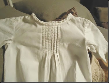 New baby gown 1