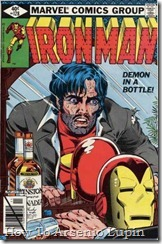 P00027 - El Invencible Iron Man #128
