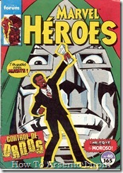 P00029 - Marvel Heroes #40