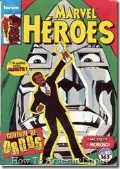 P00029 - Marvel Heroes #40