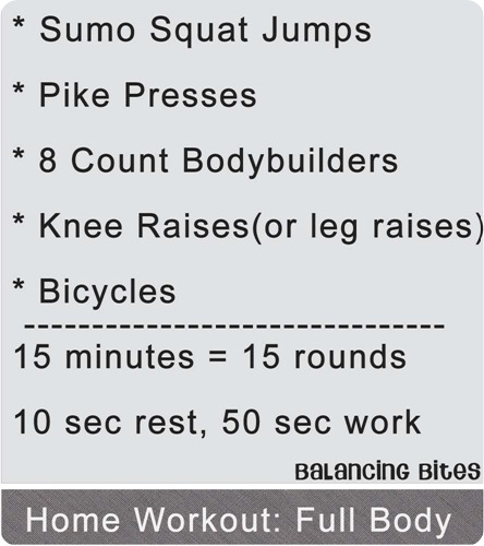 Home Workout Full Body