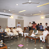 During Resignation to CM Post