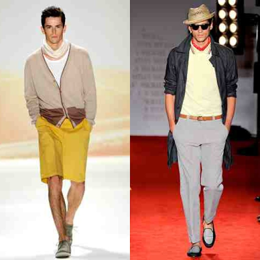 Perry Ellis/Michael Bastian