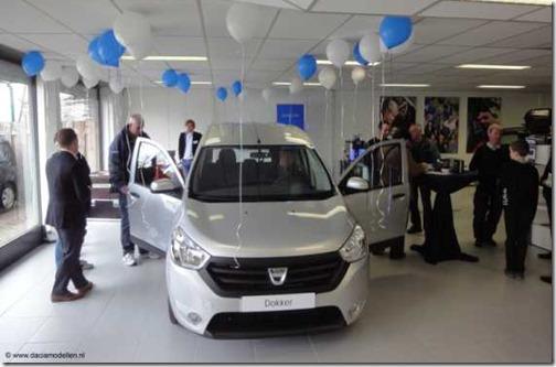 Dacia Store Utrecht 01