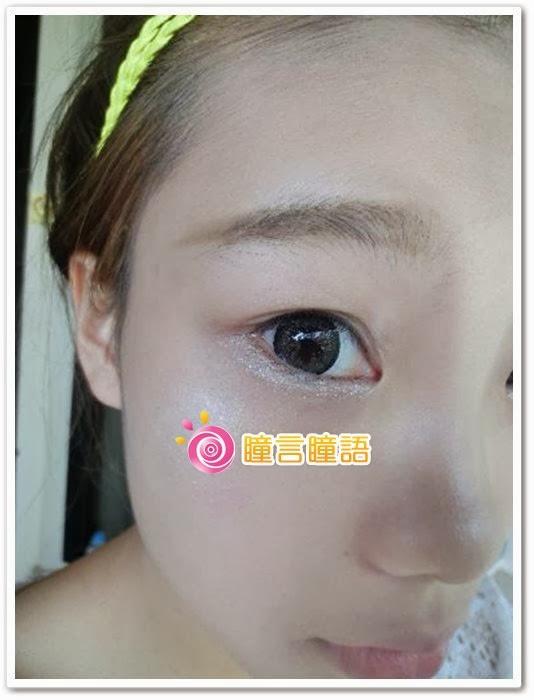韓國GEO隱形眼鏡-Mari Gold星晨灰6