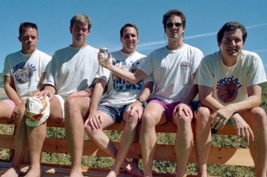 5 amigos 1997
