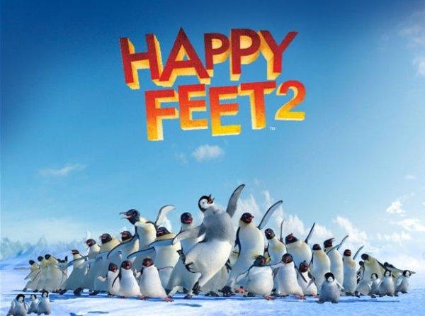 «Happy Feet 2» στον Δημοτικό Κινηματογράφο (2-5/3/2012)