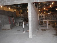 Kitchen at the new High School Photo Courtesy:  Washington School District