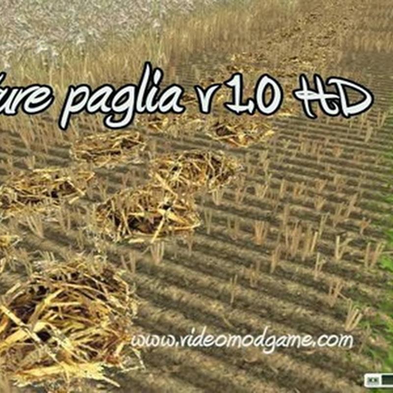 Farming simulator 2013 - Texture paglia V 1.0 HD By_Falco80