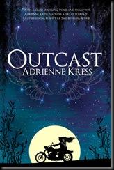 outcast by Adrienne Kress